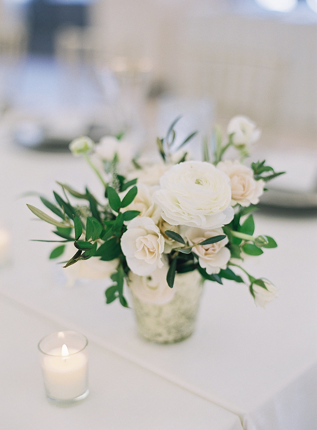 Posh Peony Mission Inn Lush Gray and Gold Greenery Wedding Flowers_0014