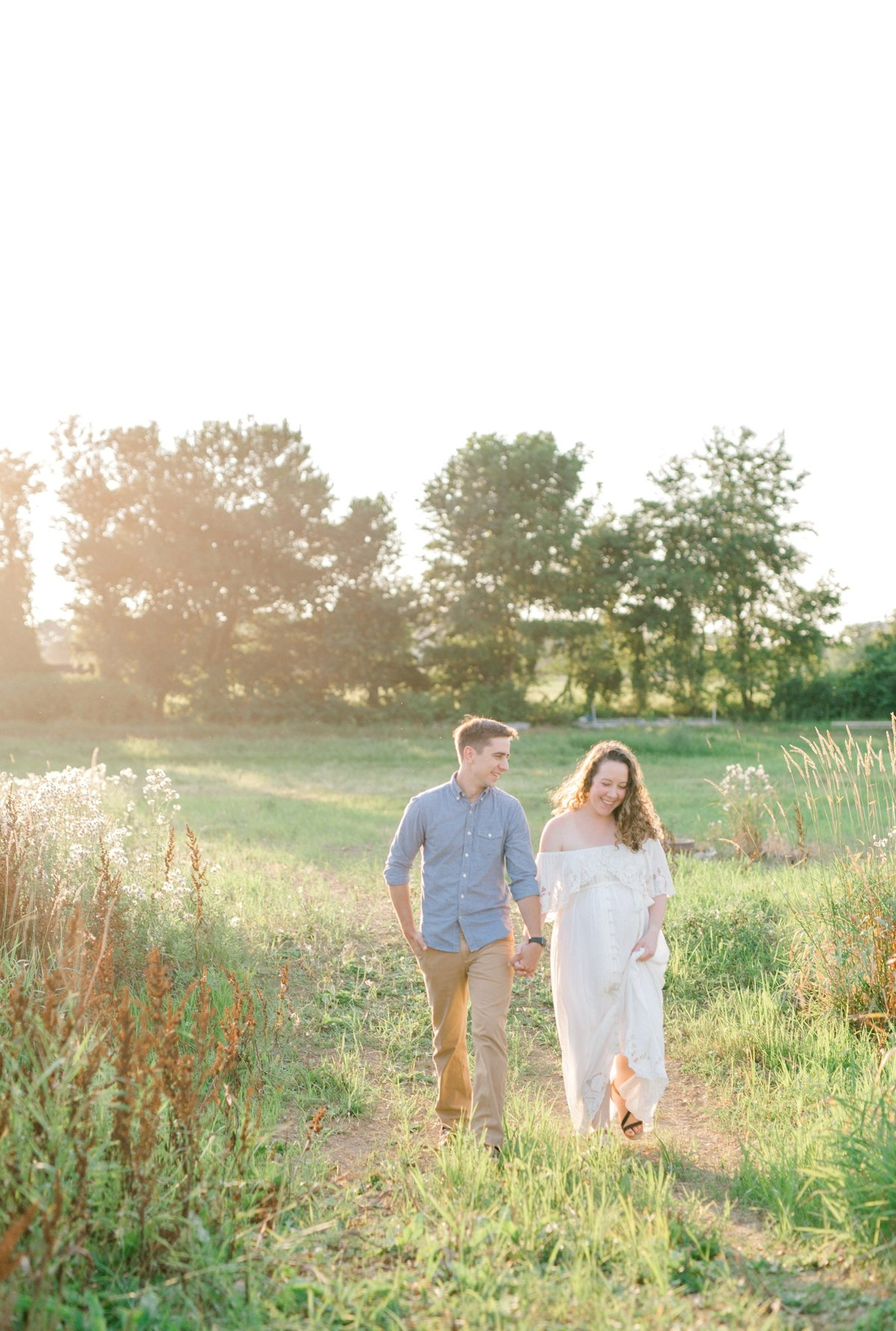 ETHEREAL SUMMER MATERNITY SESSION | MECHANICSBURG MATERNITY PHOTOGRAPHER_0976