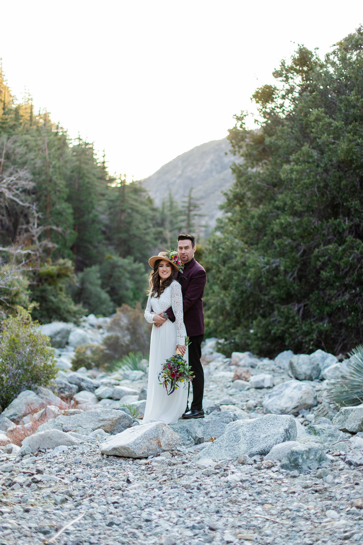 Mt. Baldy Elopement, Mt. Baldy Styled Shoot, Mt. Baldy Wedding, Forest Elopement, Forest Wedding, Boho Wedding, Boho Elopement, Mt. Baldy Boho, Forest Boho, Woodland Boho-38