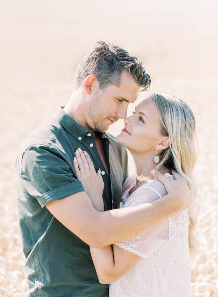 wedding photographer stockholm helloalora engagement shoot close portrait