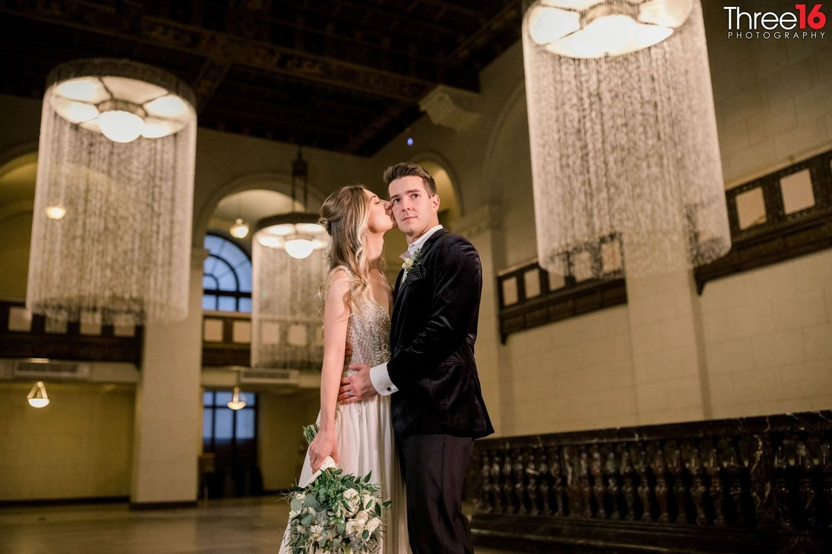 Weddings at The Majestic in Downtown LA Photographer_