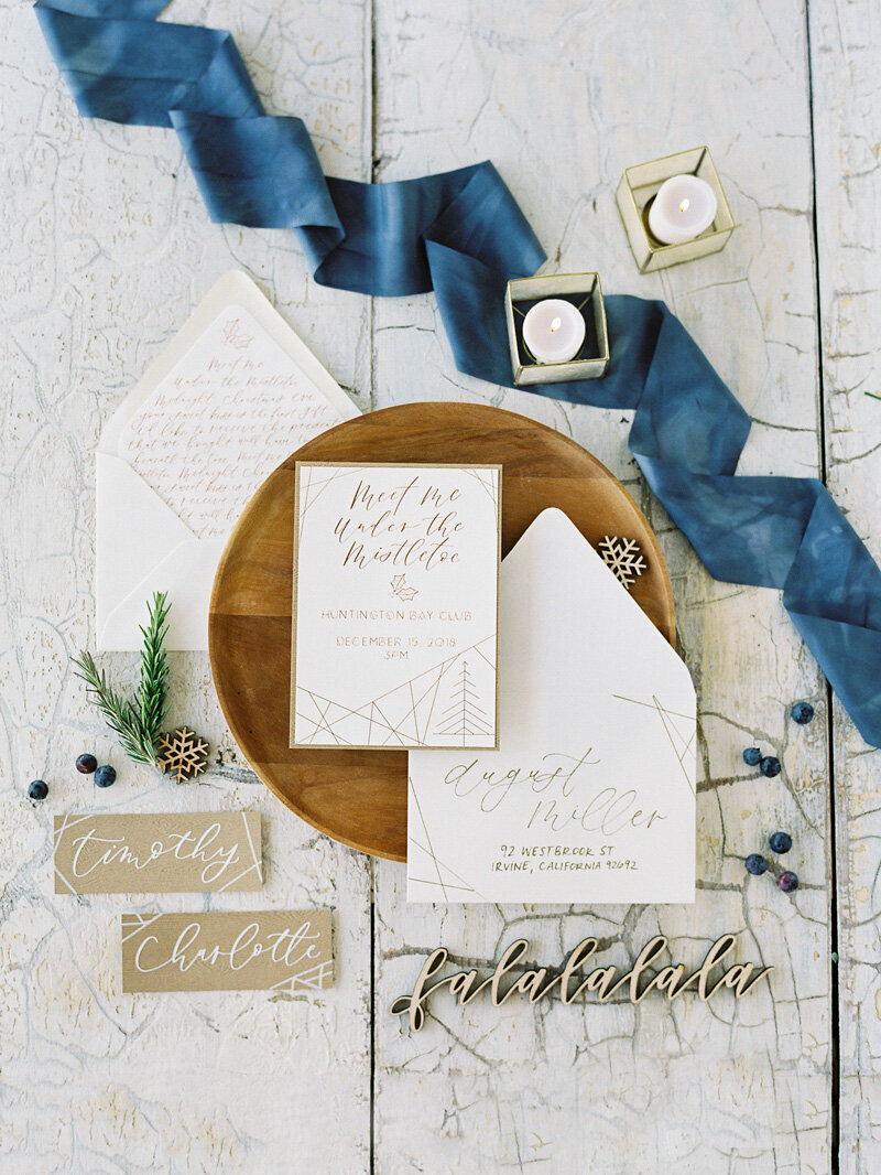 pirouettepaper.com | Wedding Stationery, Signage and Invitations | Pirouette Paper Company | Huntington Bay Club Wedding | Sposto Photography _ (4)