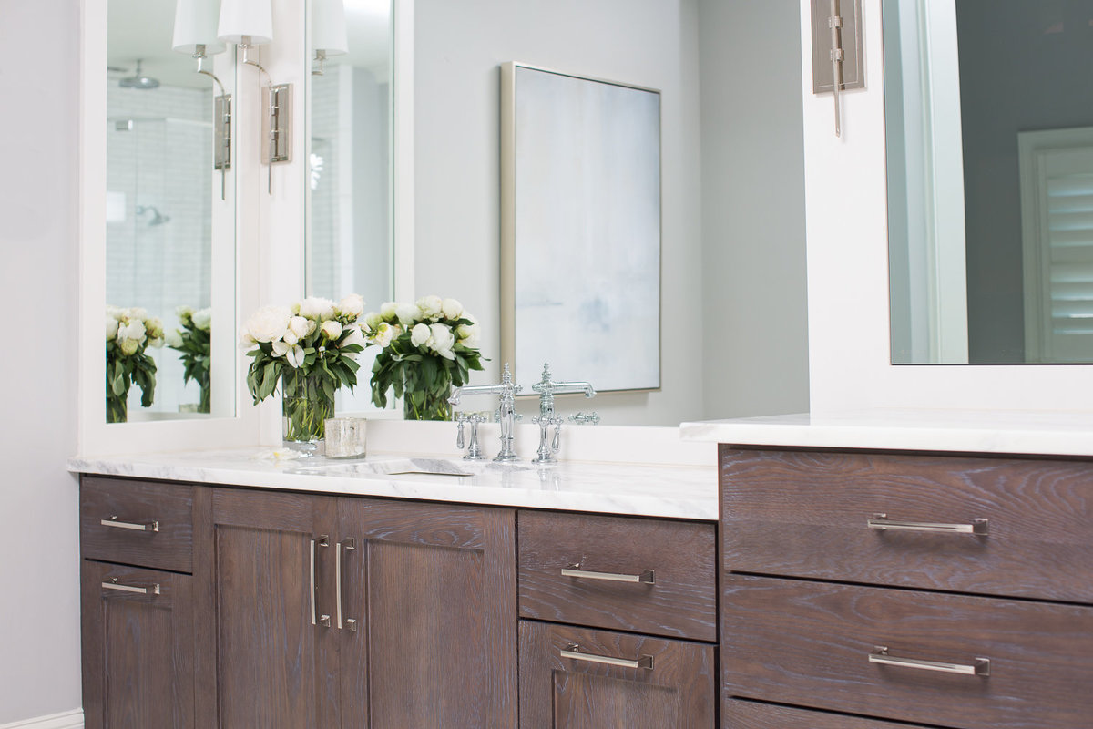 Master Bathroom Design | Atlanta Interior Designer