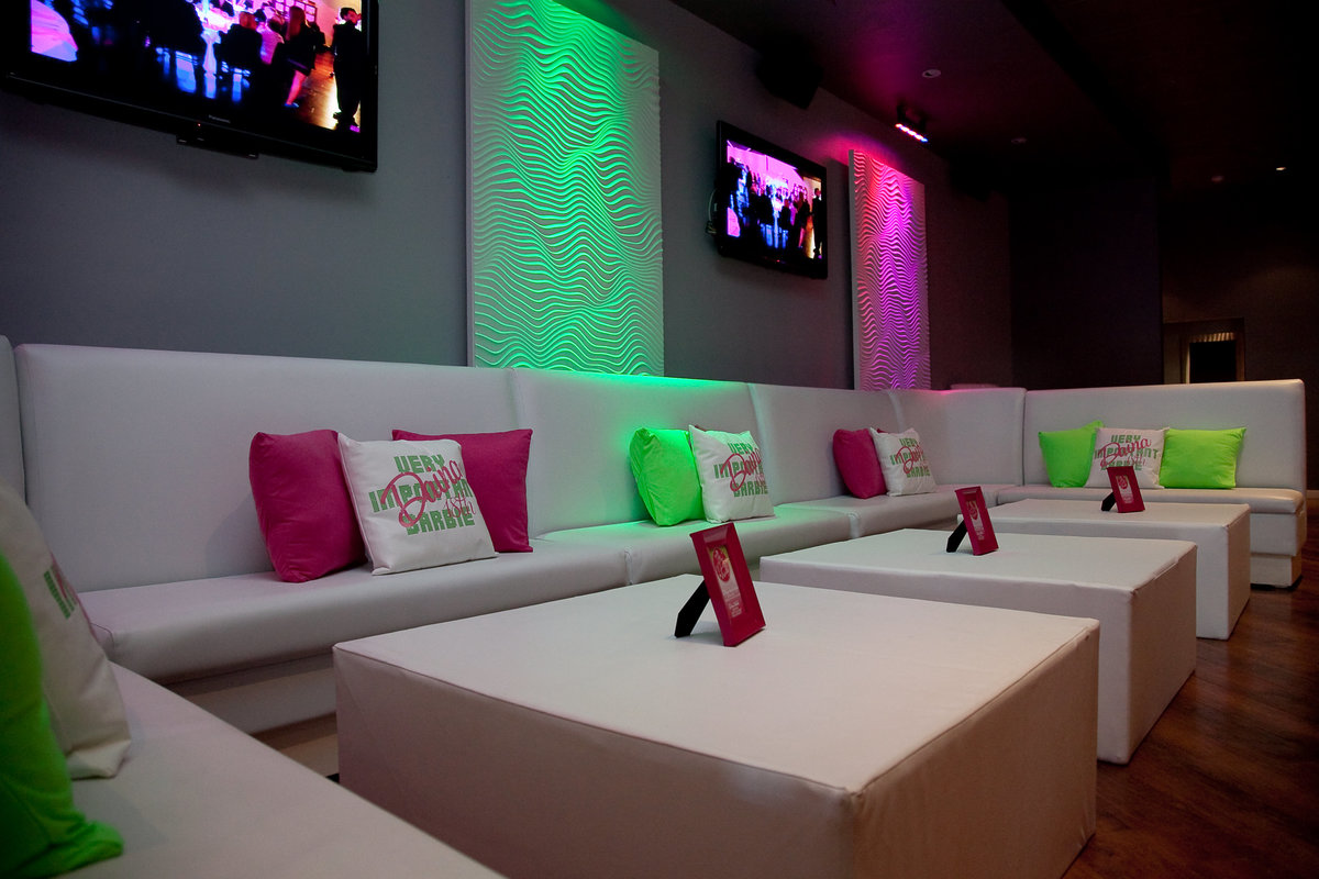 Barbie themed pink green birthday party New Jersey Event Planner NJ Event Designer 3