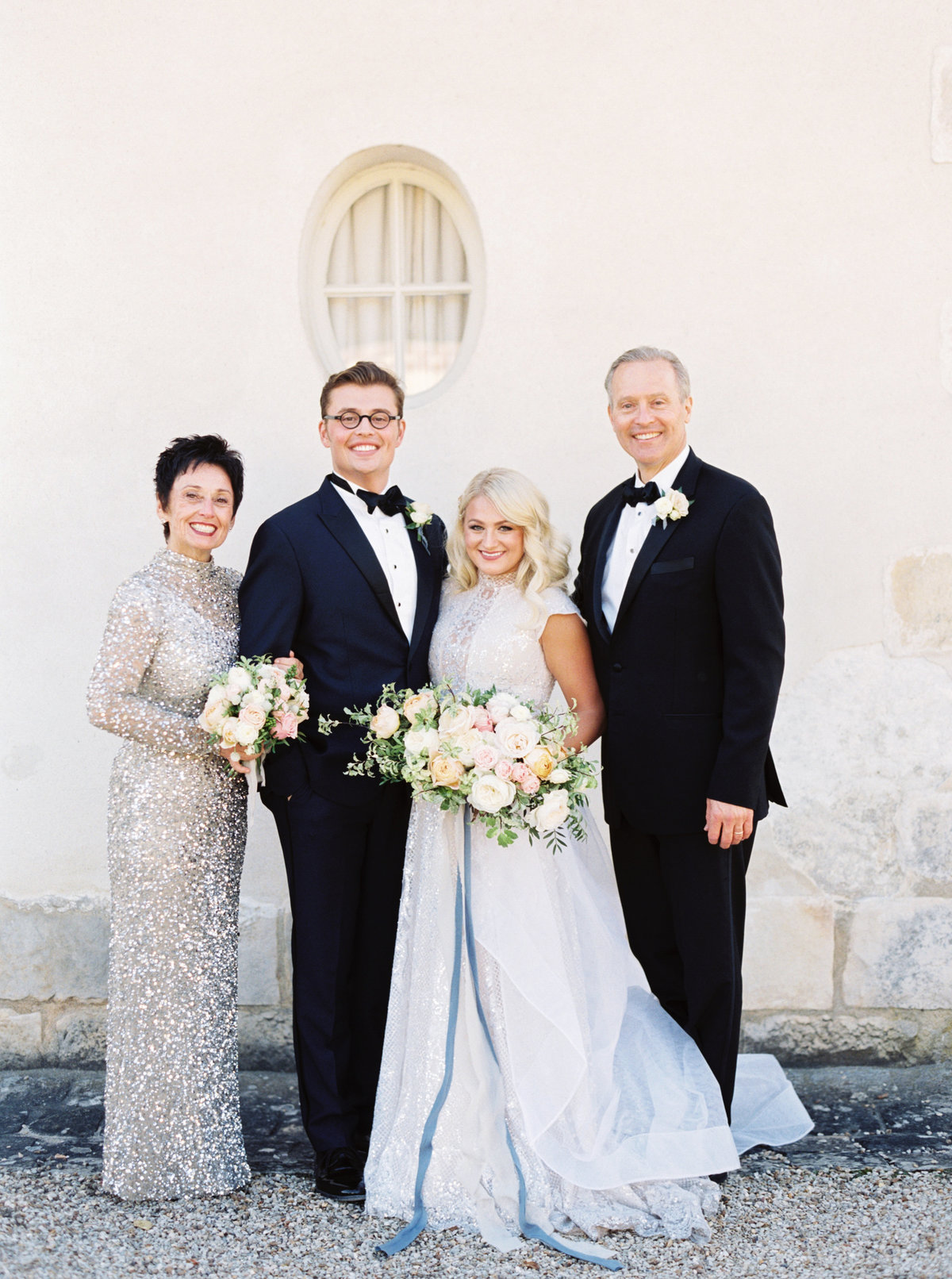 Paris France Wedding - Mary Claire Photography-47