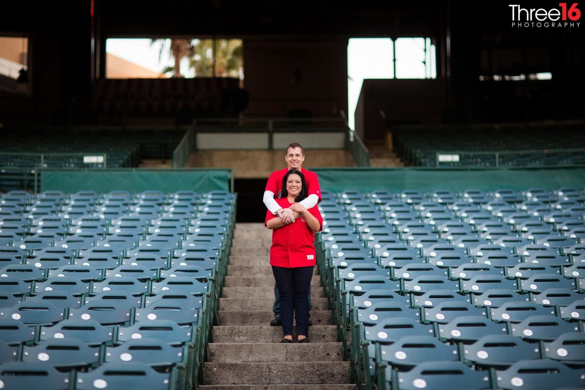 Angel Stadium Engagement