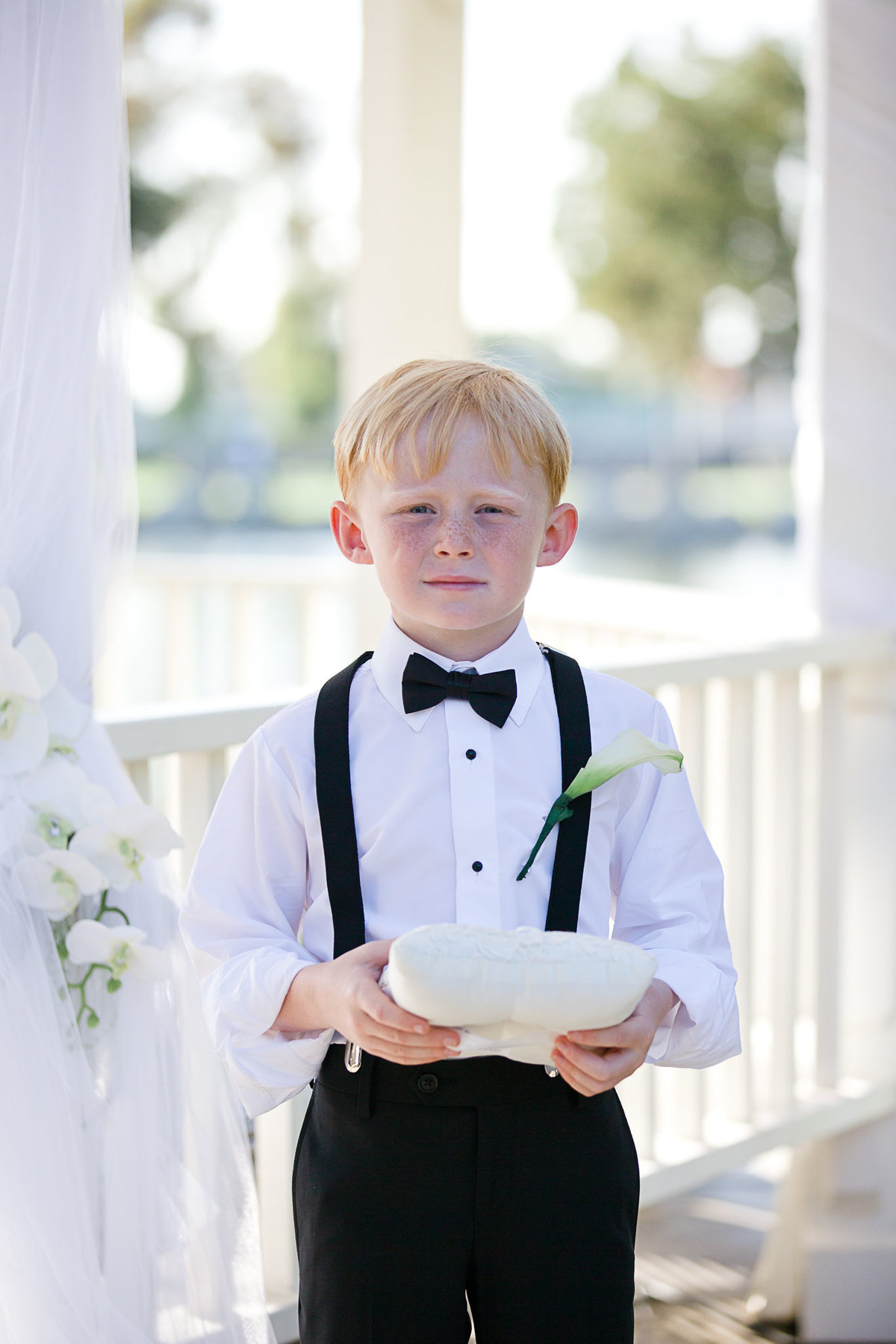 dapper ring bearer