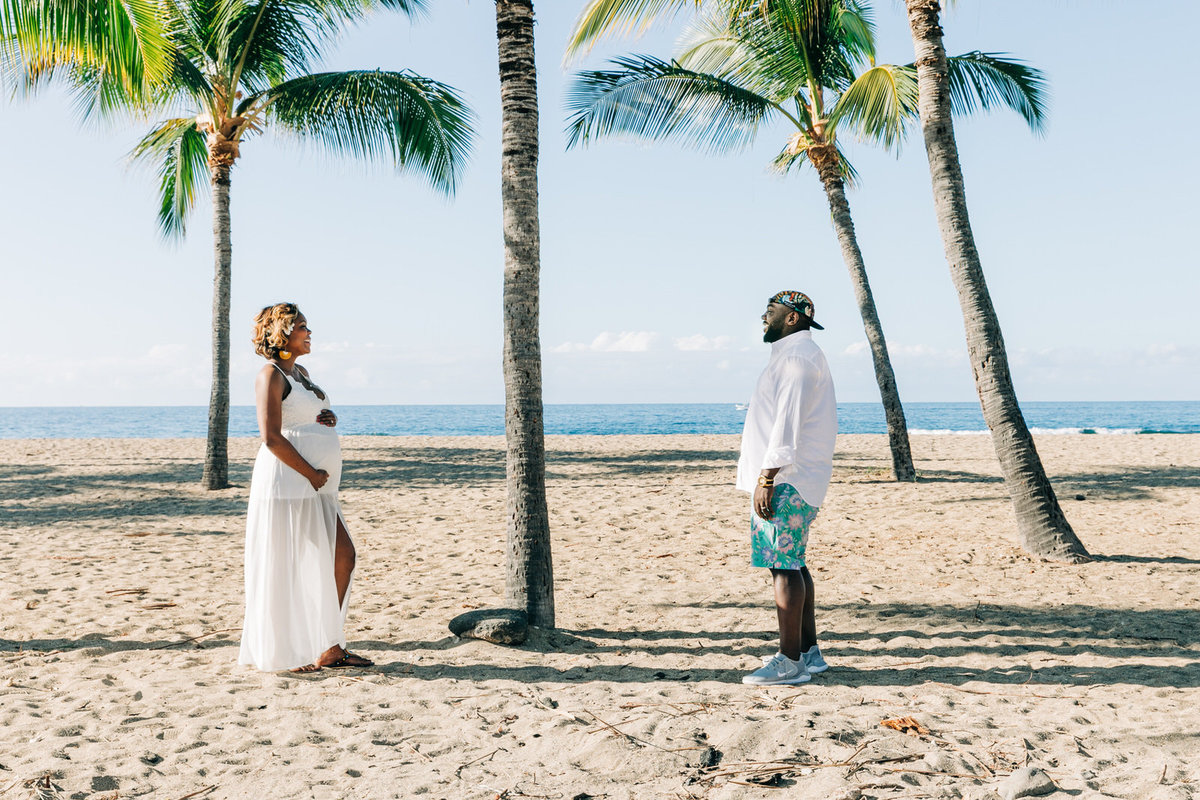 Kona Big Island Maternity Photographer (40)