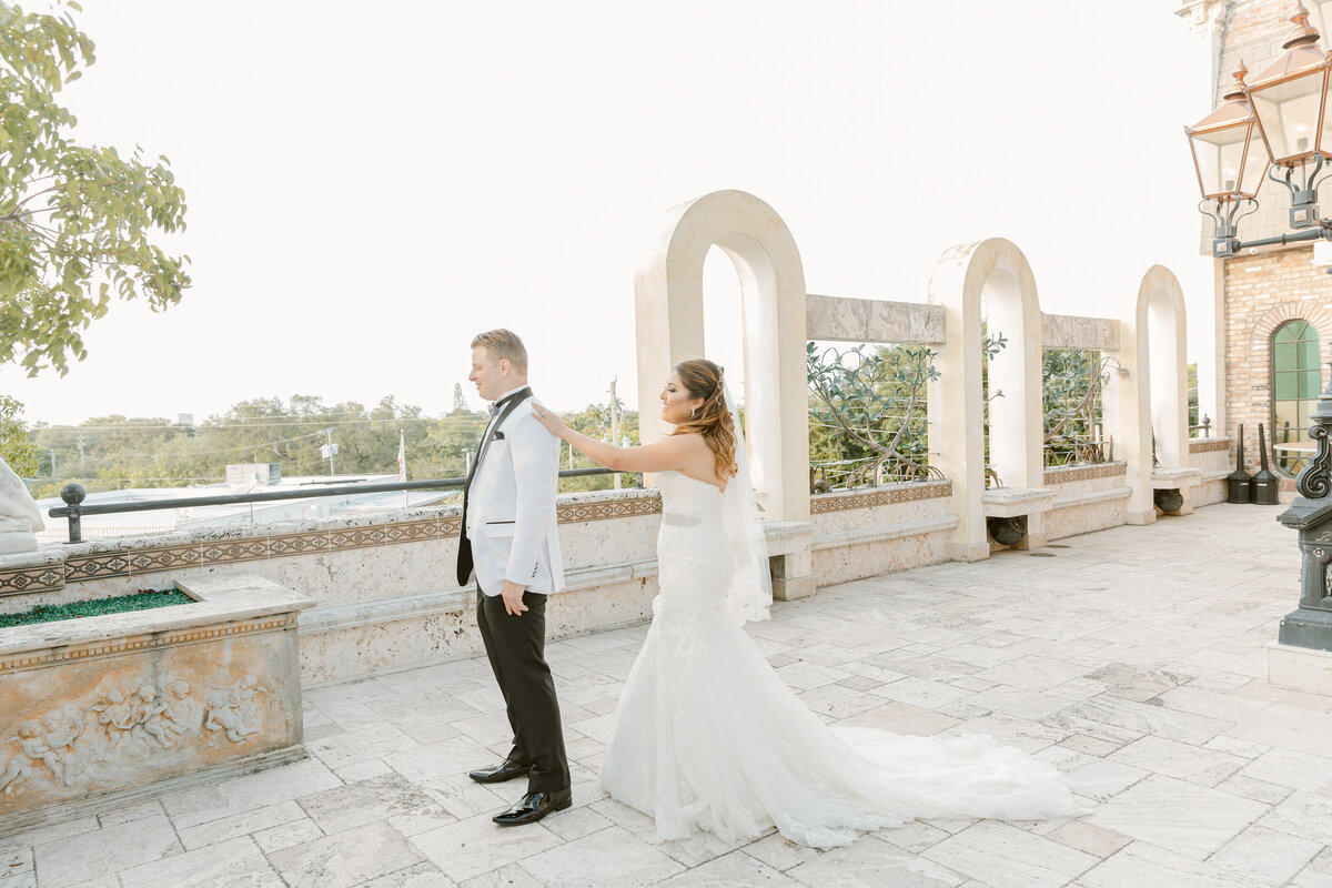 Cruz Building Weddiing in Coral Gables Florida 15