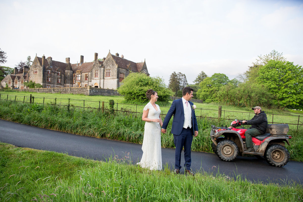 huntsham court wedding photographer in devon