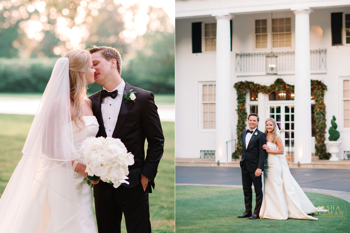 Charlotte Country Club Wedding Photographer - Pasha Belman Photography - Top Charlotte Wedding Photographers