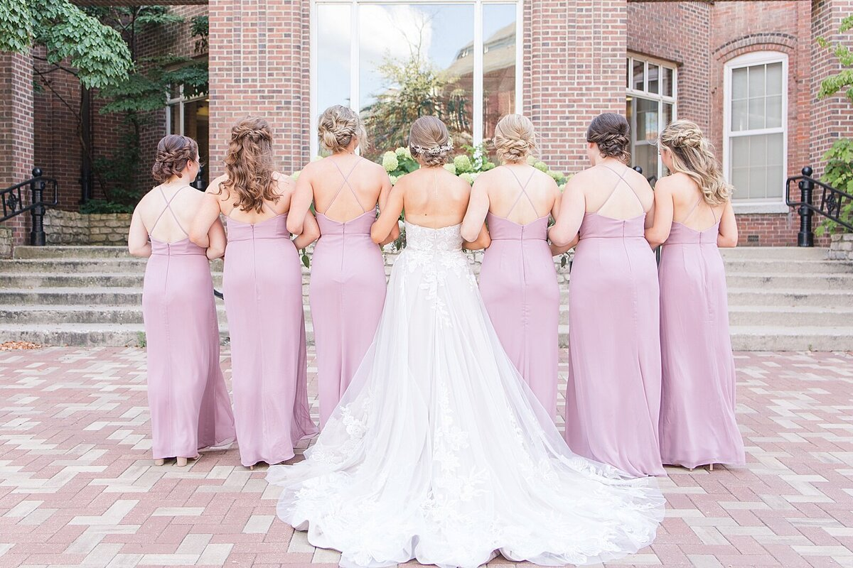 Kara Webster Photography | Meredith & Tyler | University Of Dayton Marriott Wedding Photographer_0045