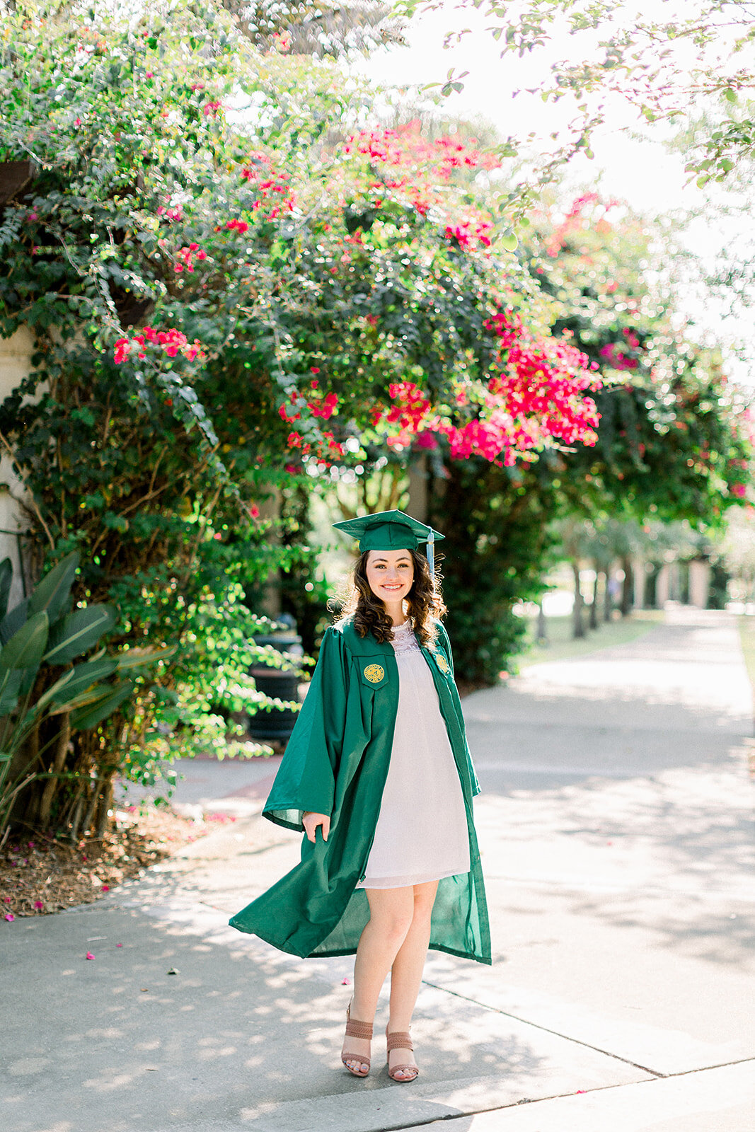 Cassidy Nathanson USF Tampa Senior Portrait Photographer Casie Marie Photography-115