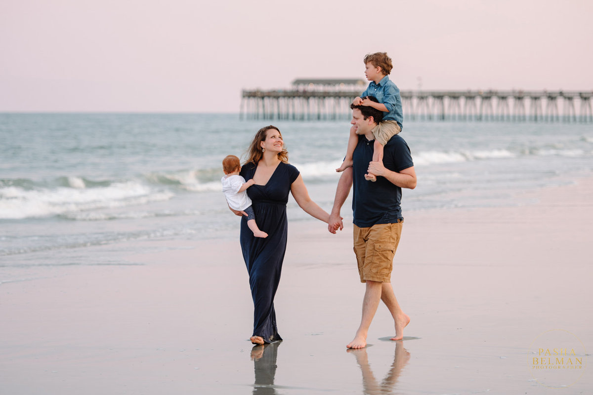 Myrtle Beach Family Photography by Pasha Belman Photographers - Top Family Photography Studio in Myrtle Beach-21