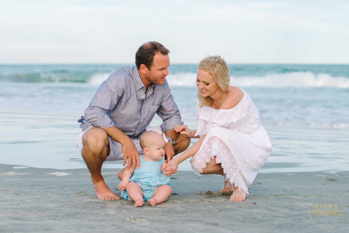 Myrtle Beach Family Photography | Family Beach Pictures in Myrtle Beach and Pawleys Island Family Photography