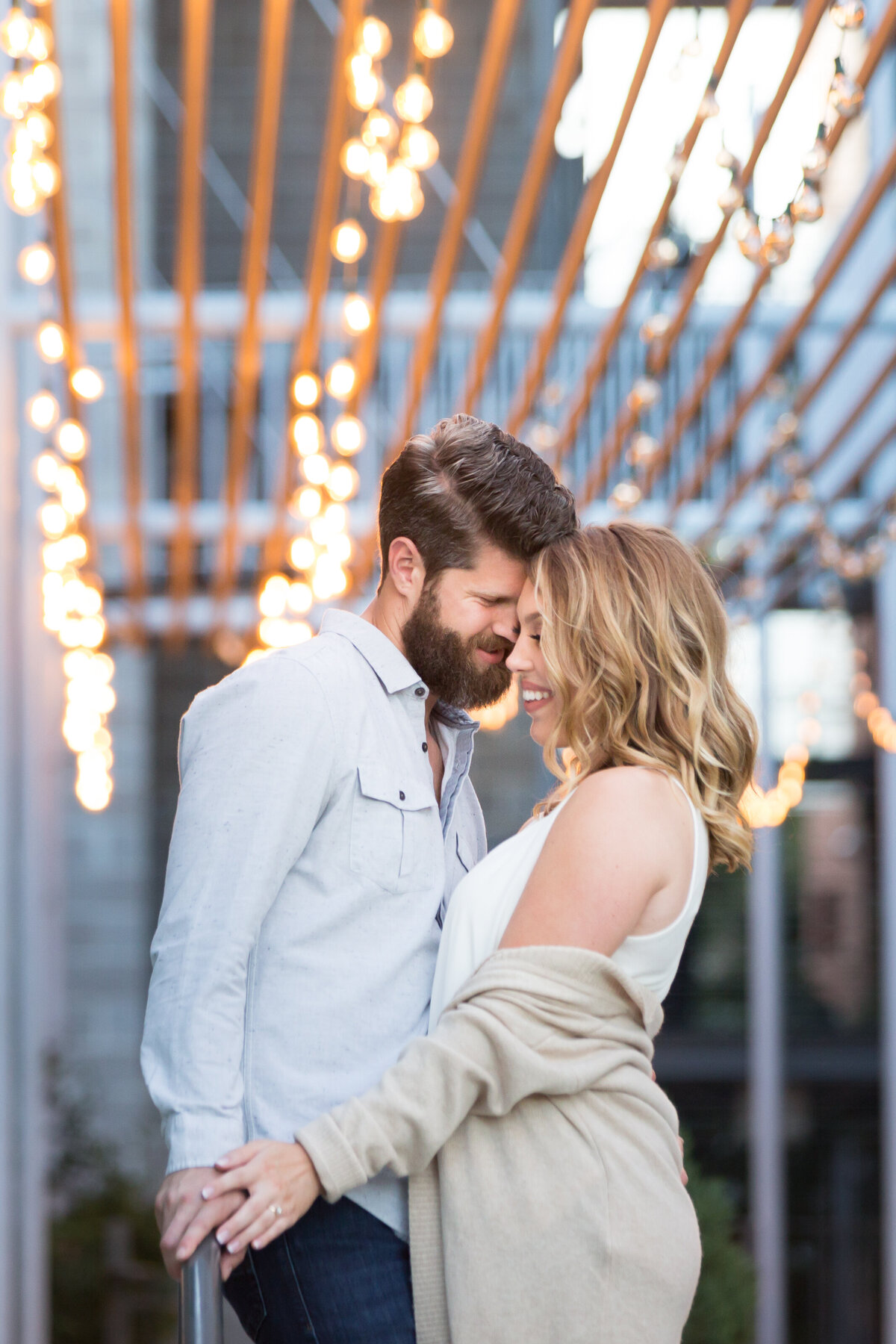 south congress engagement photography