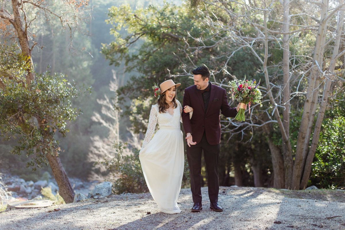 Mt. Baldy Elopement, Mt. Baldy Styled Shoot, Mt. Baldy Wedding, Forest Elopement, Forest Wedding, Boho Wedding, Boho Elopement, Mt. Baldy Boho, Forest Boho, Woodland Boho-12