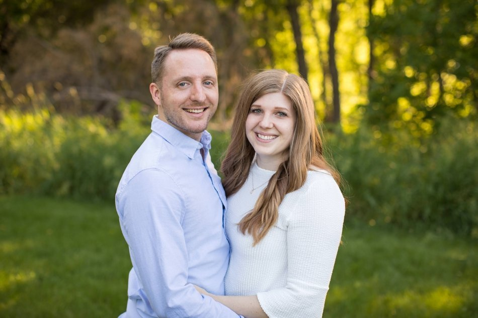 Minneapolis Engagement Photographer - Erin & Andrew (1)