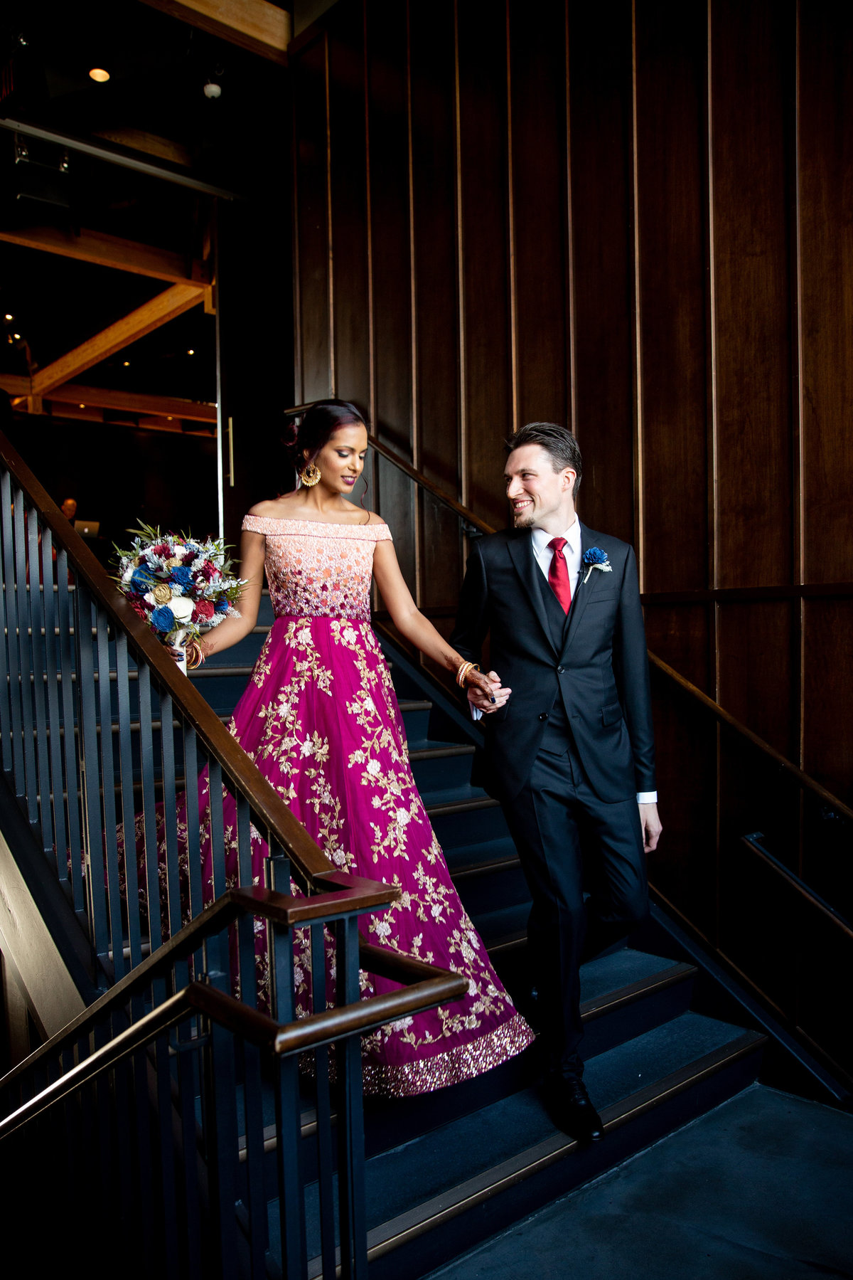 District Winery wedding in Washington, DC