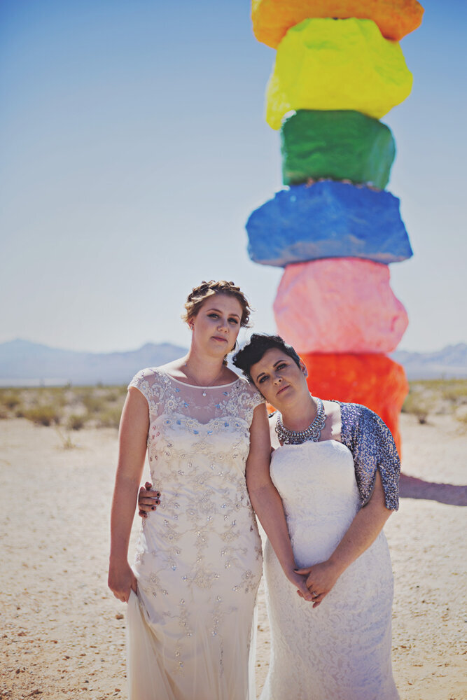 Las-Vegas-Elopement-with-a-Neon-Museum-Ceremony-a-Ghost-Town-Photo-Shoot-25