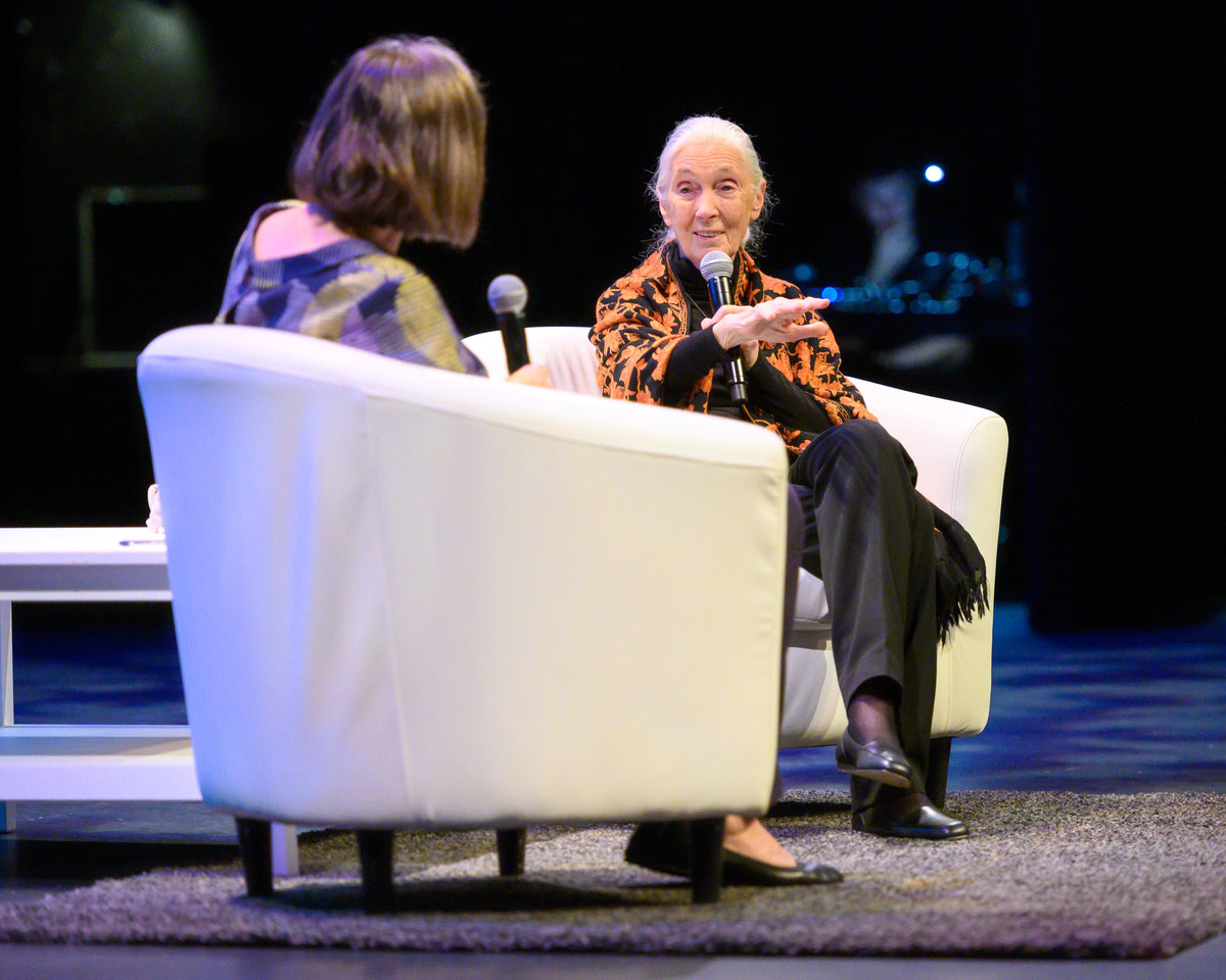 Jane Goodall in Ottawa by Brittany Gawley-53