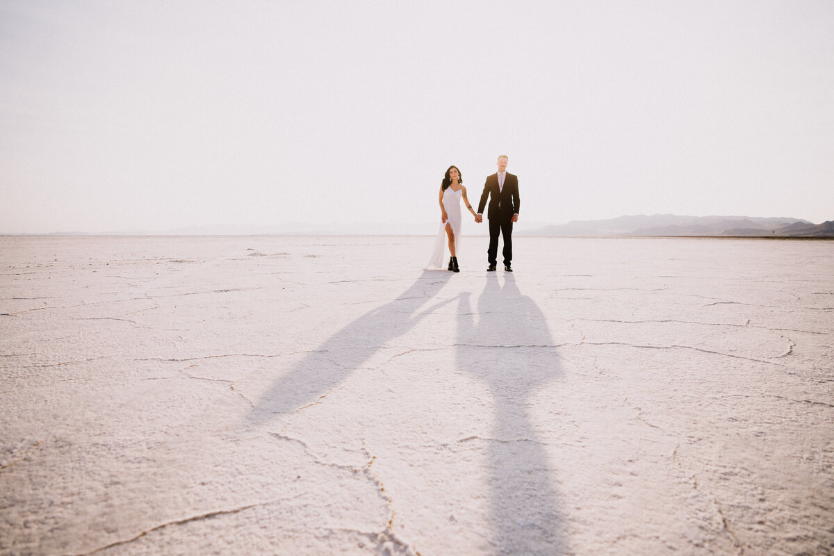 Salt Flat Elopement