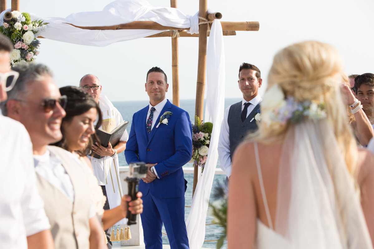 Cabo San Lucas wedding, beach wedding