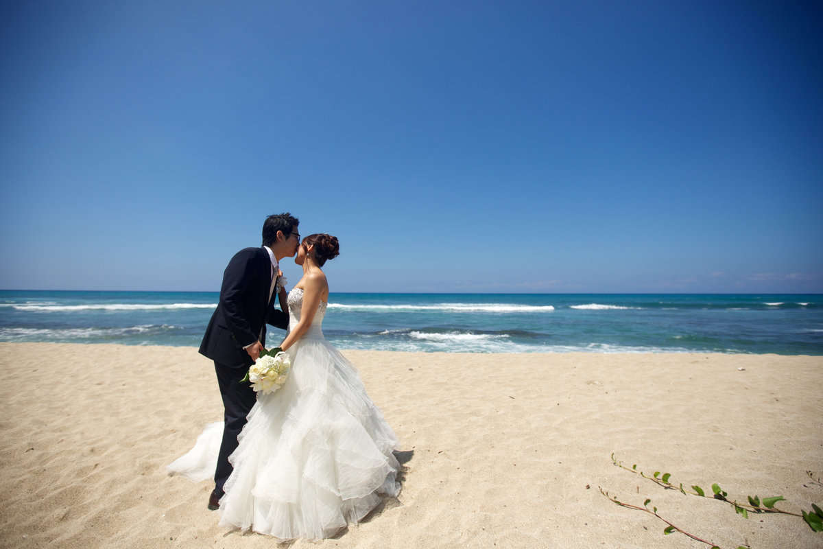 Four Seasons Hualalai Wedding