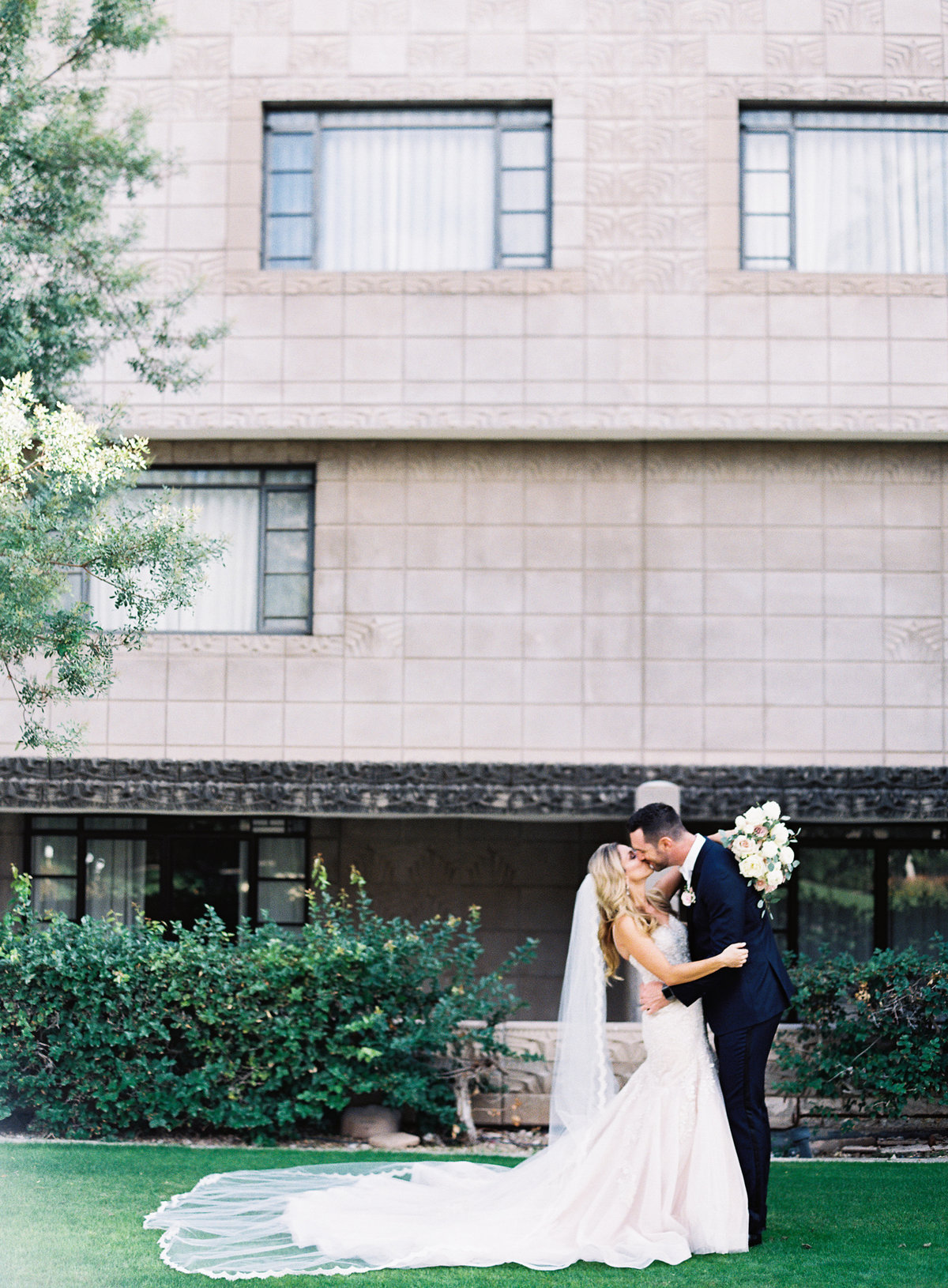 Arizona Biltmore Wedding - Mary Claire Photography-15