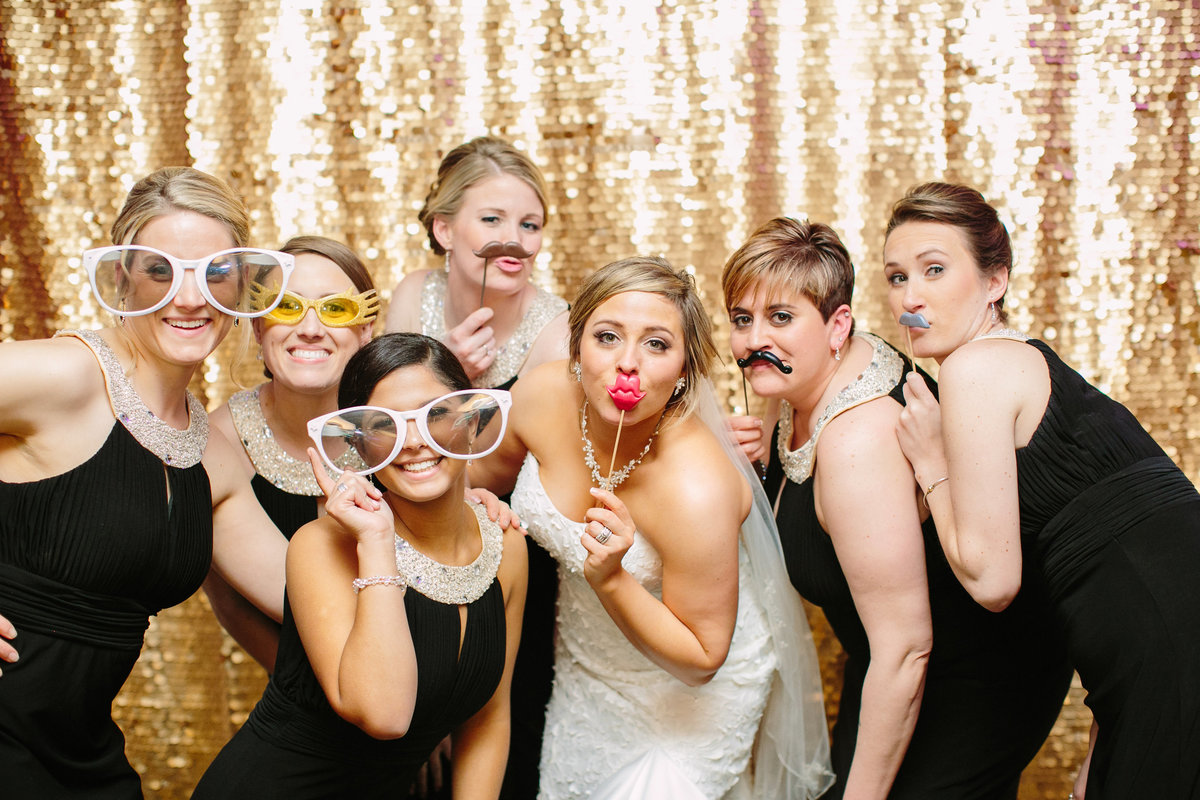 Rhode Island Wedding Photo Booth