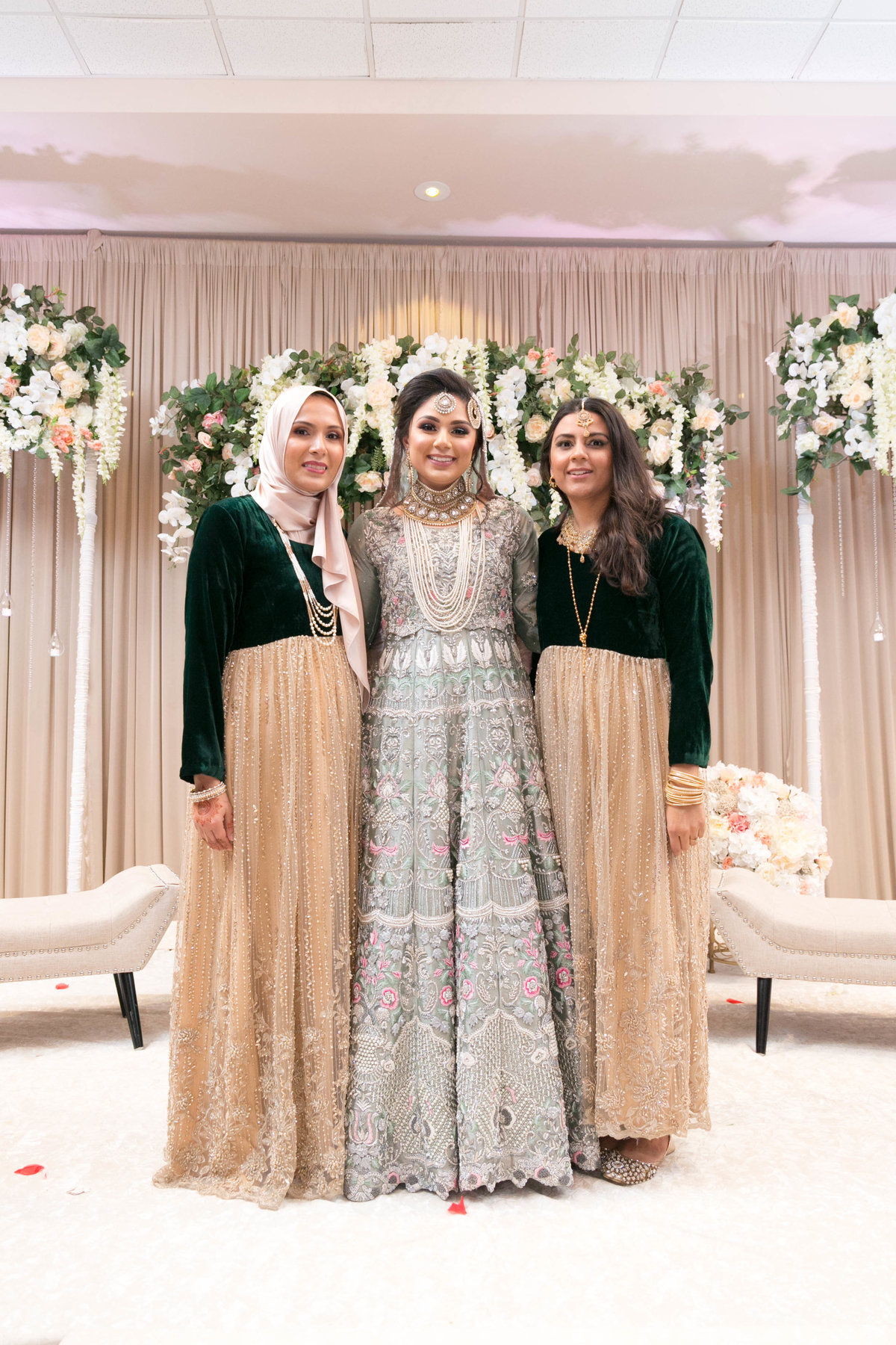 Shireen and Shabaz Reception Event -227