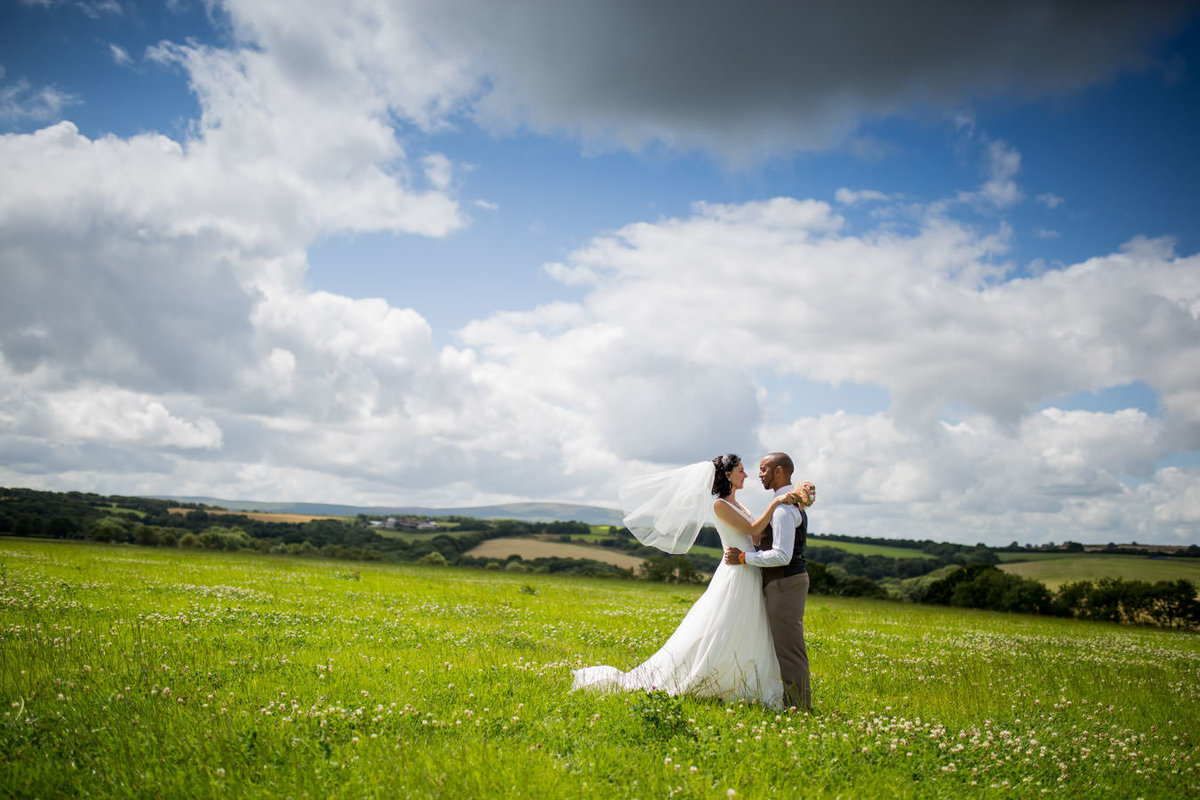 Wedding at The Oak Barn in Exeter Devon