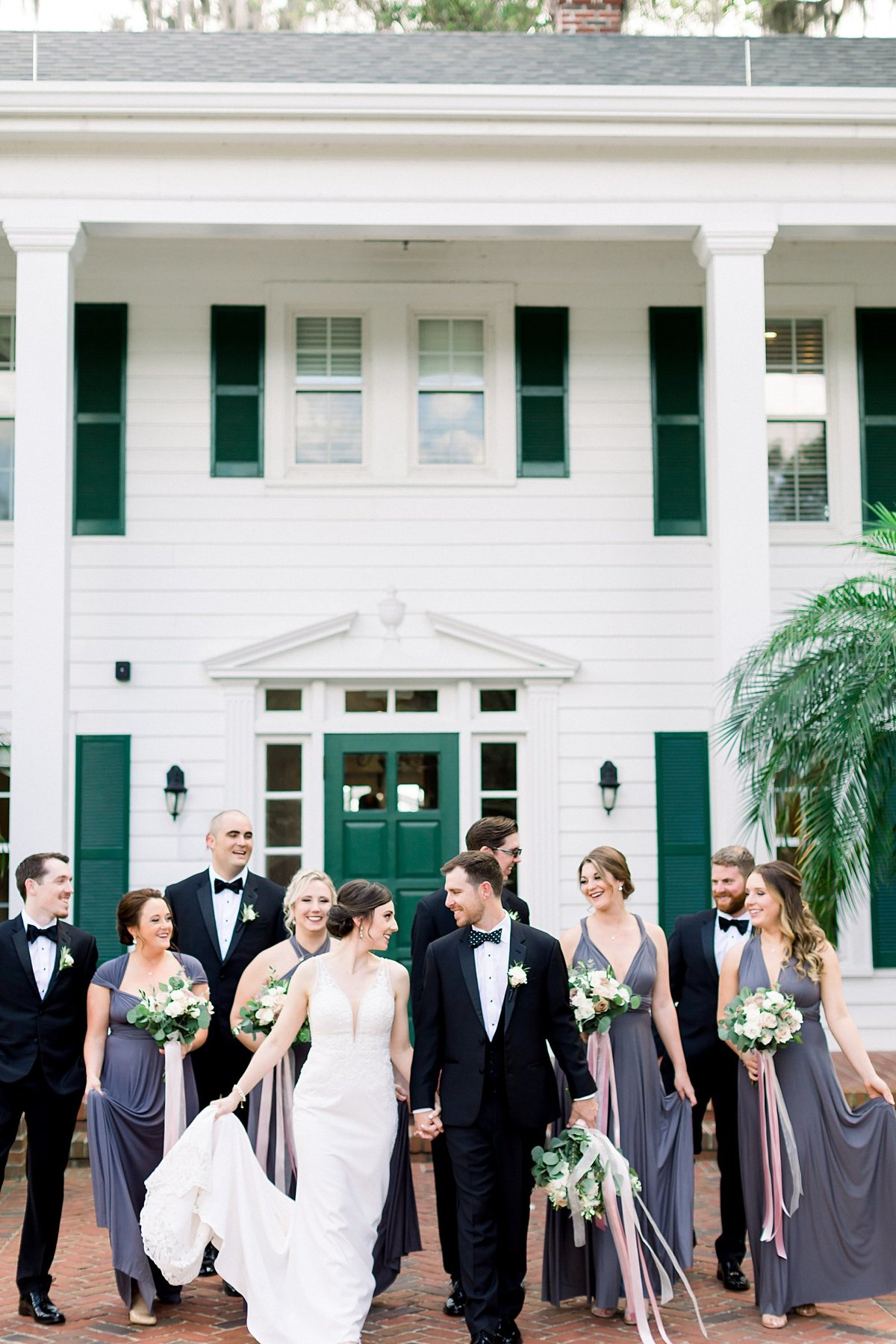 Cypress Grove Estate House Wedding Orlando Florida_0004