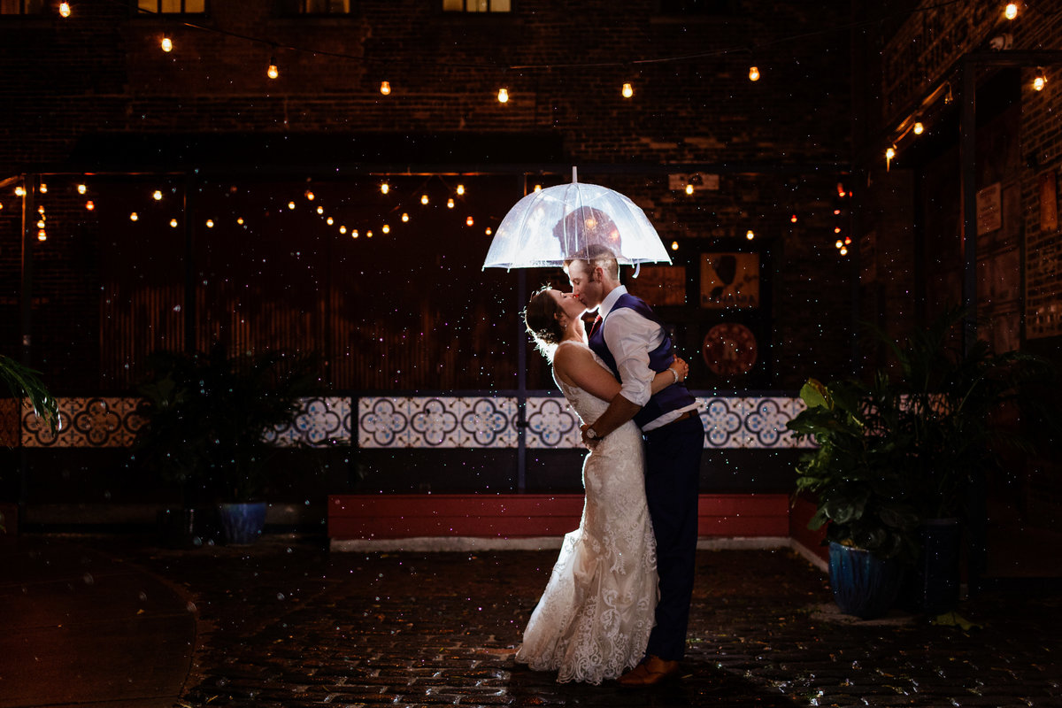 Chicago-Wedding-Photography-Night-Portraits-Rain
