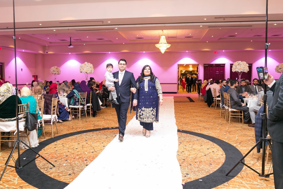 Shireen and Shabaz Reception Event -45