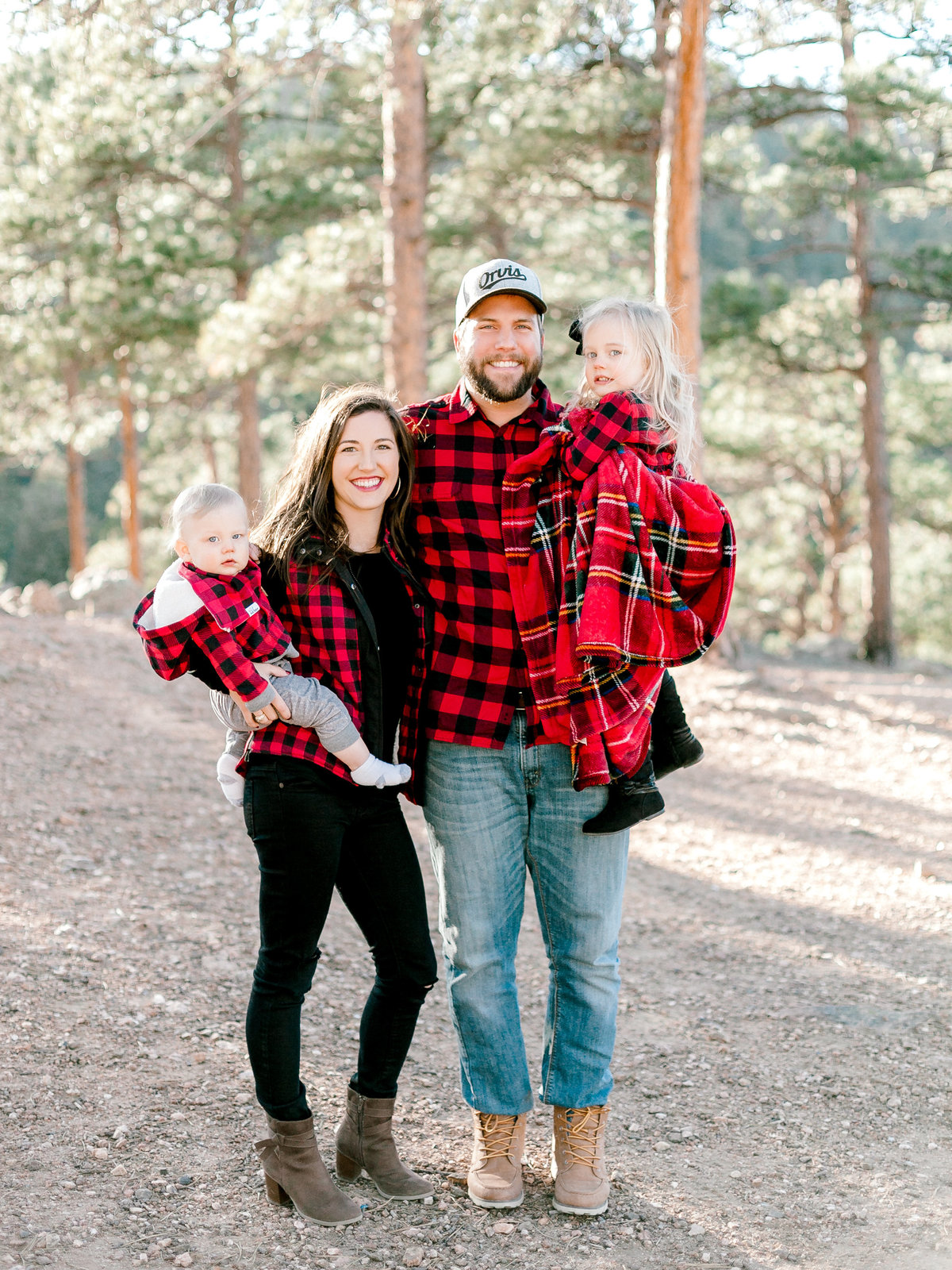 Denver Colorado Mountain Family Photographer