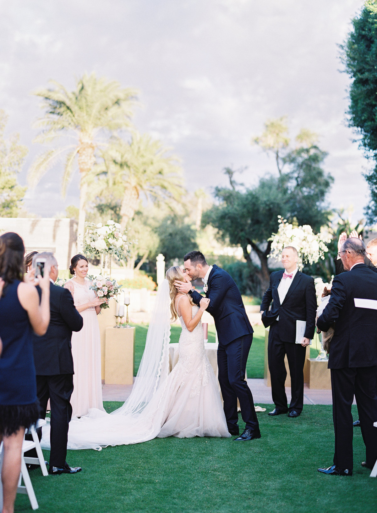 Arizona Biltmore Wedding - Mary Claire Photography-8