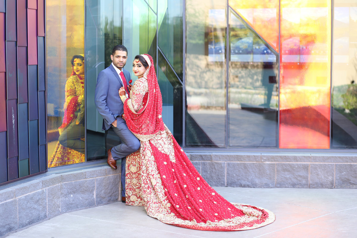 Overland Park Museum at Prairiefire Wedding Photographer - Indian Wedding Overland Park