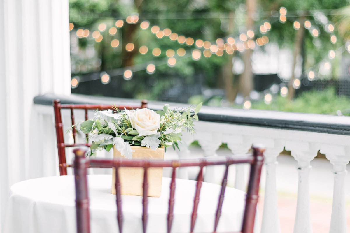 Charleston South Carolina Outdoor Wedding