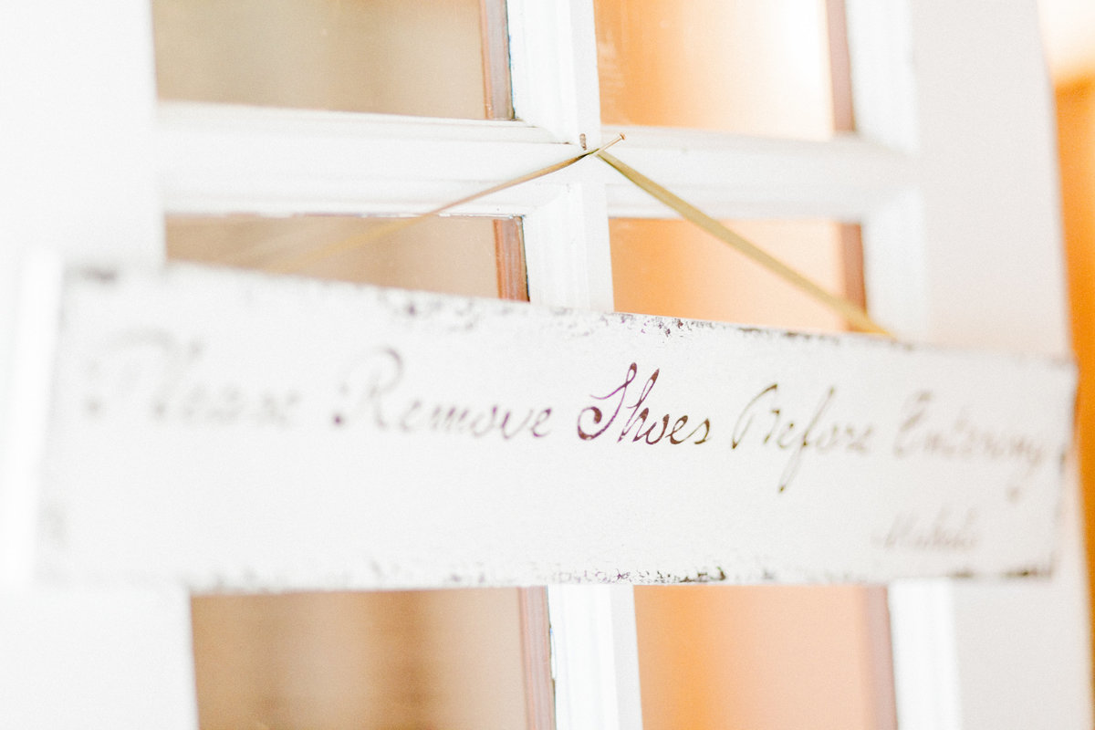 Rustic Hawaii Wedding Details