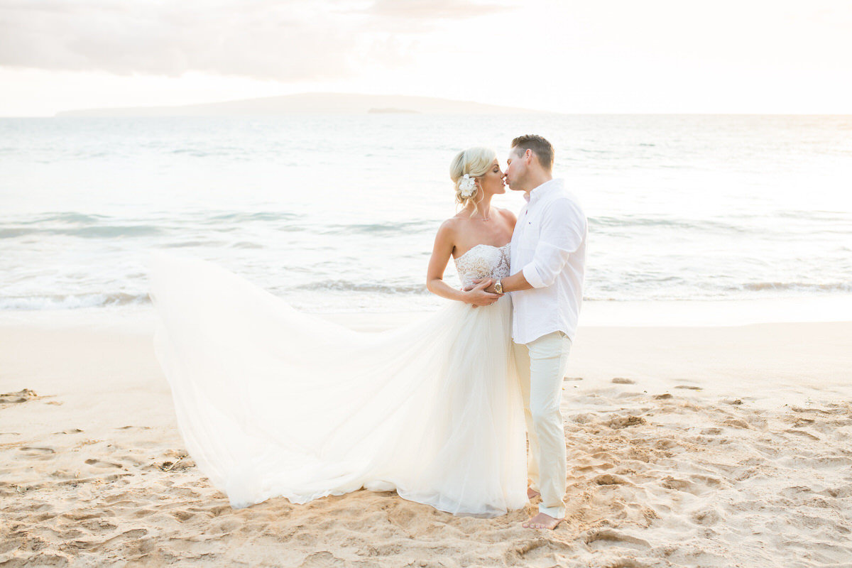 Romantic Maui Vow Renewal