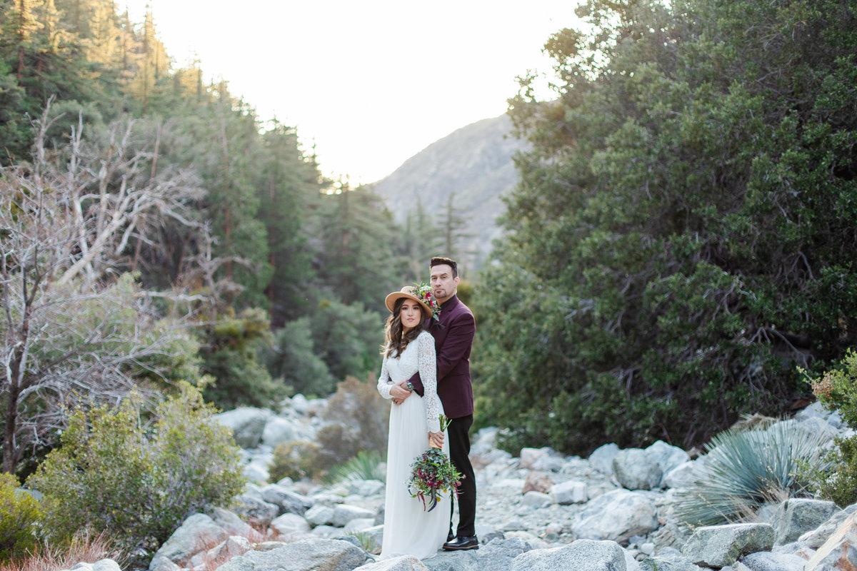 Mt. Baldy Elopement, Mt. Baldy Styled Shoot, Mt. Baldy Wedding, Forest Elopement, Forest Wedding, Boho Wedding, Boho Elopement, Mt. Baldy Boho, Forest Boho, Woodland Boho-39