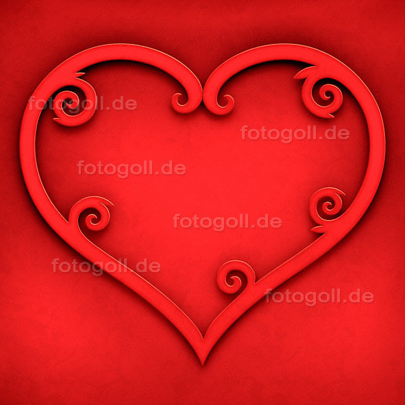 FOTO GOLL - HEART CANVASES - 20120119 - Silent Passion_Square