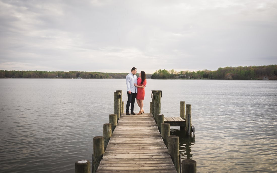 Lake Anna Engagement Session Melissa Sheridan Photography_0001