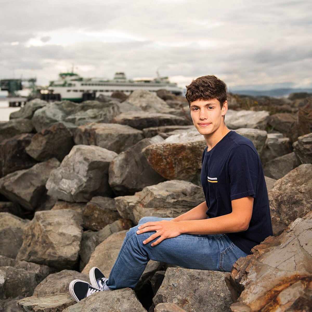 Senior Portrait Photographer Ellensburg Washington
