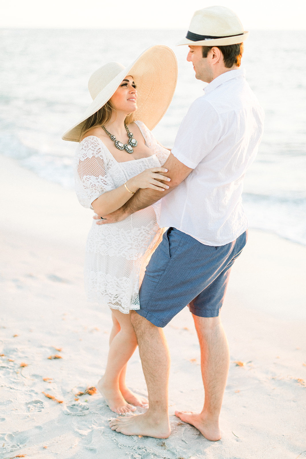 Captiva Island Florida Beach Maternity Photos Photographer