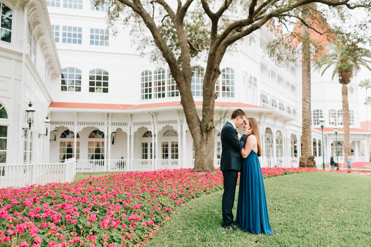 sierra and matt walt disney world engagement-66