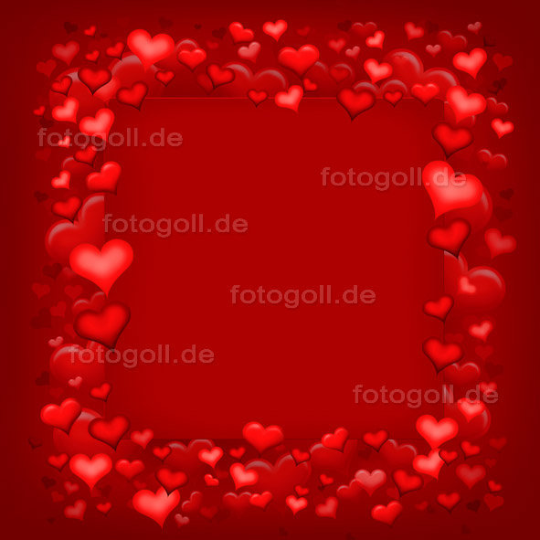 FOTO GOLL - HEART CANVASES - 20120119 - Eternal Passion_Square
