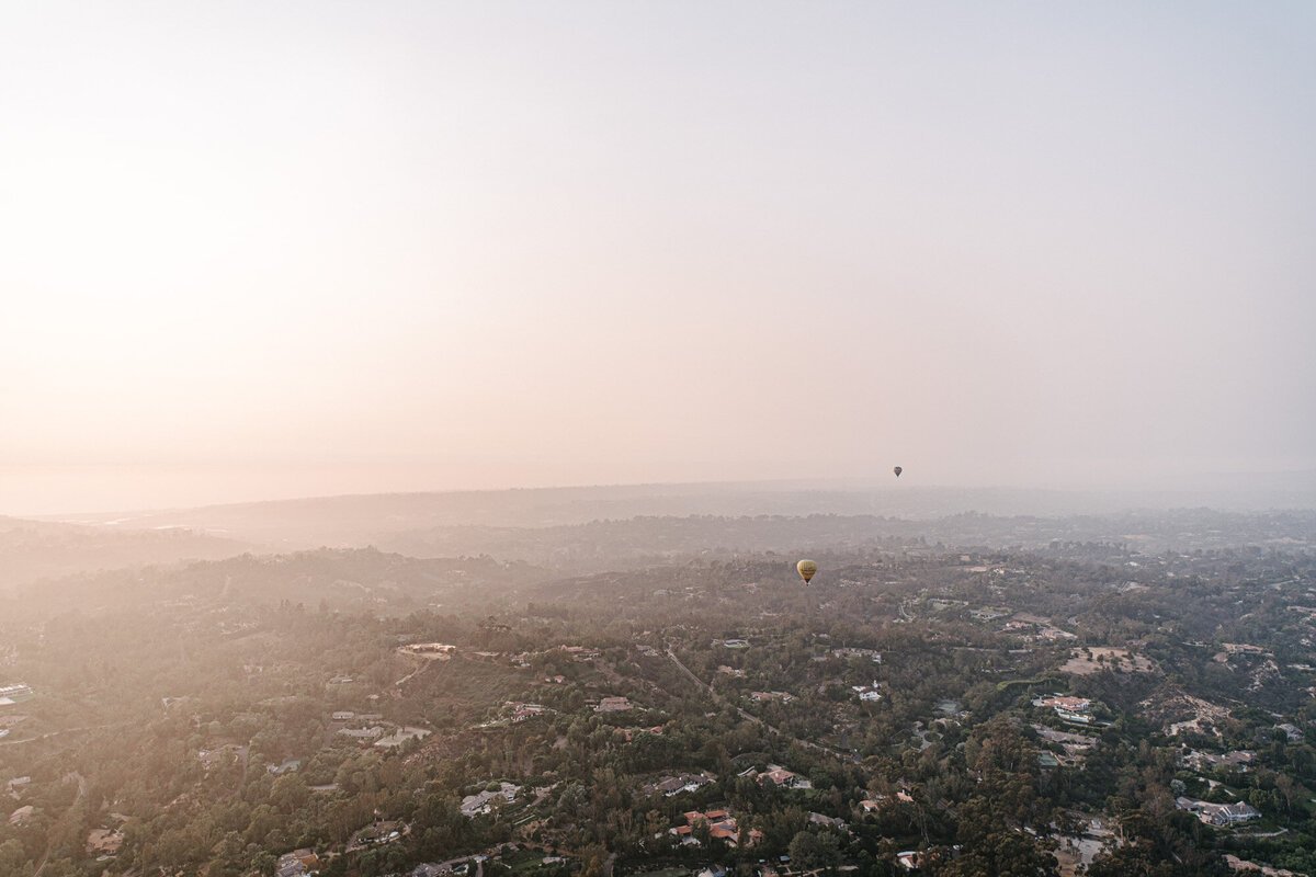Hot Air Balloon Elopement Marie Monforte Photography-171