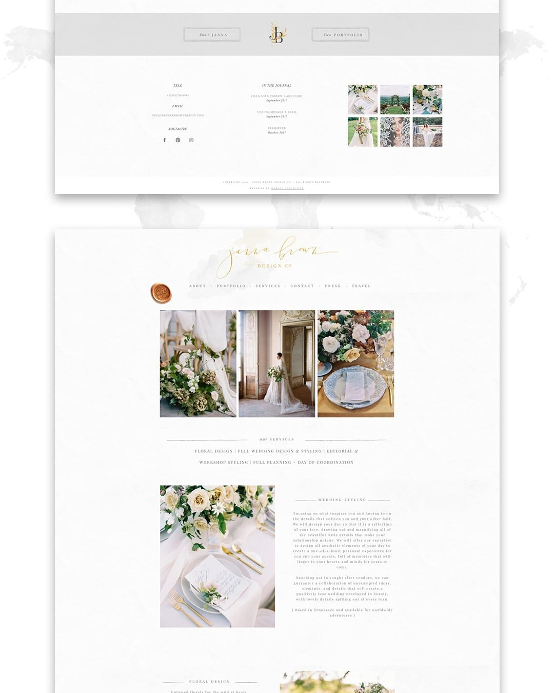 Showit-template-help-moreno-collective-janna-brown-website